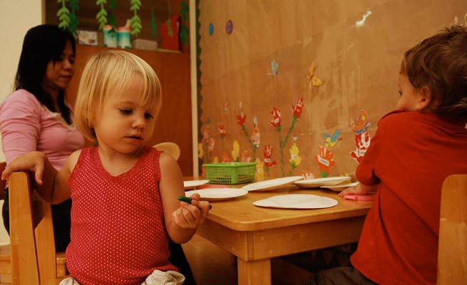Childcare in Ho Chi Minh City