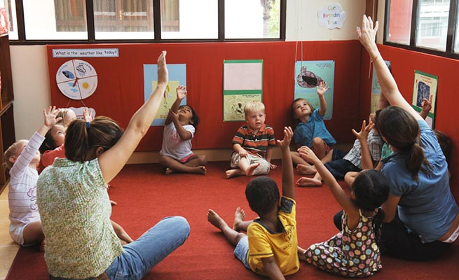 Childcare in Saigon